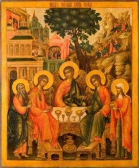 188 Püha kolmainsus